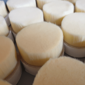 Development of Synthetic Hair for Brushes