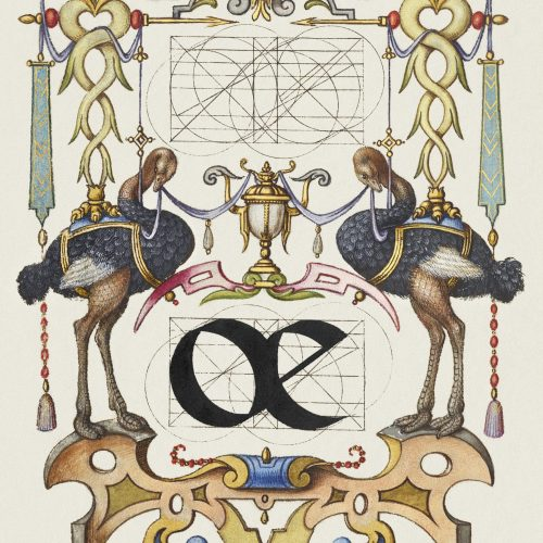 Kalligrafie und Schriftenpinsel (1)